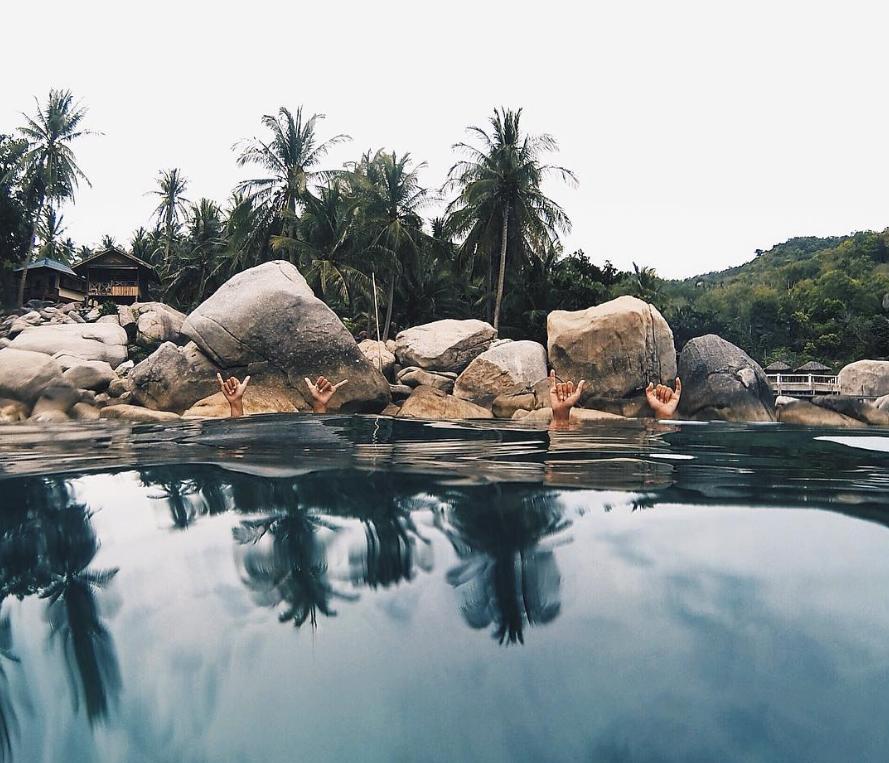 таиланд басейн