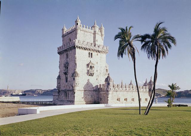 Лиссабон Башня Торре