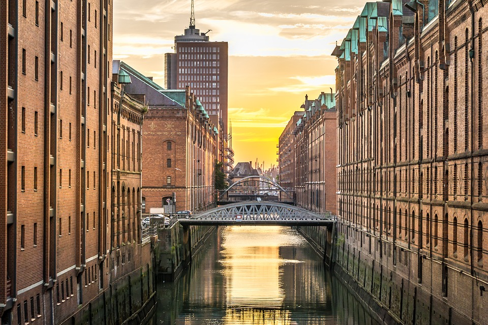 Гамбург отели