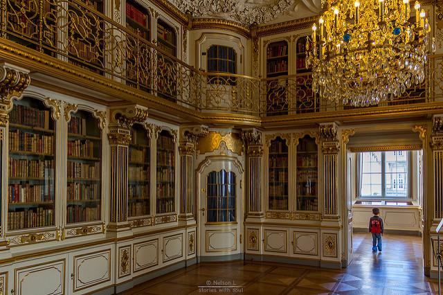 Библиотека копенгагена