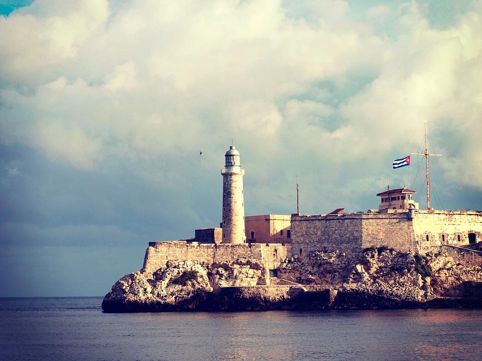 Крепость в Гаване, Замок Морро